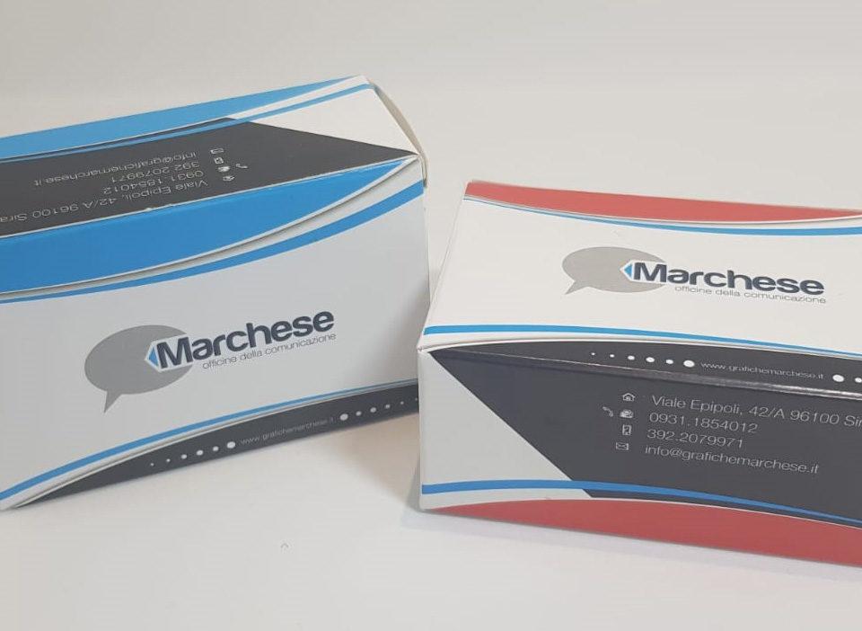 scatoline porta biglietti gadget aziendali